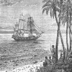 """Buntownicy z """"Bounty"""", Pitcairn."""