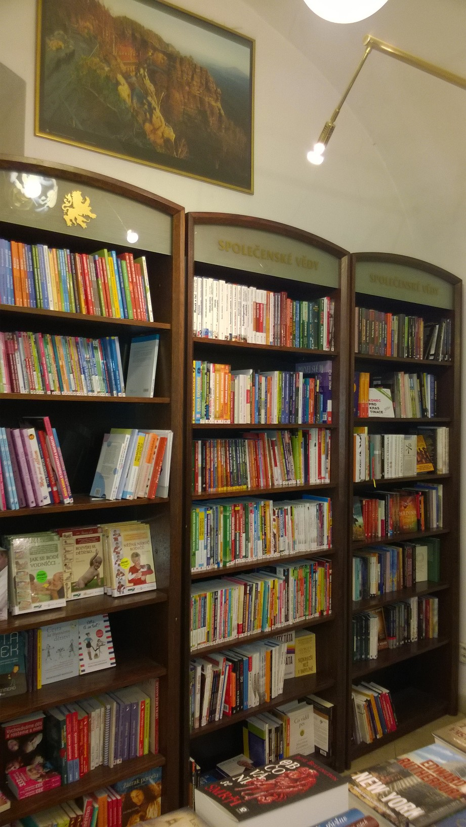 Czeska księgarnia