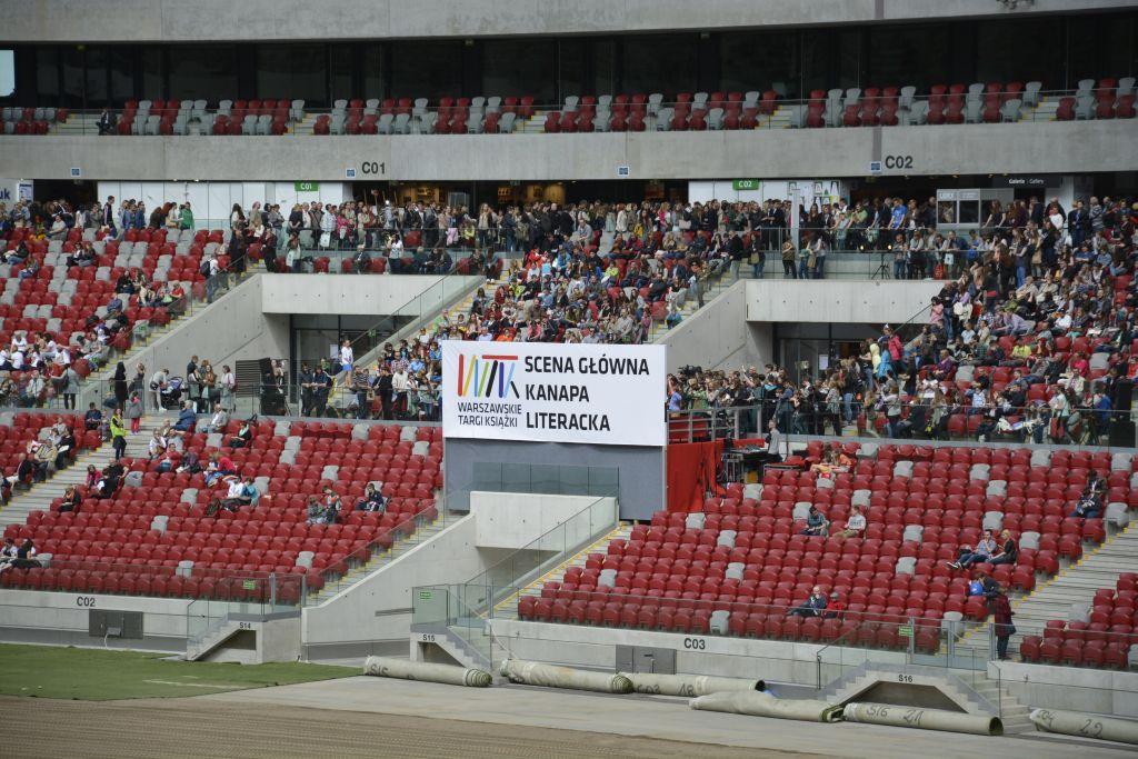 Warszawskie Targi Książki Stadion Narodowy