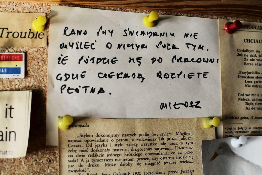 Pracownia Ryszarda Kapuścińskiego