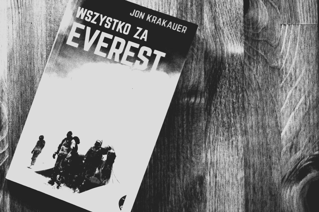Jon Krakauer, Wszystko za Everest