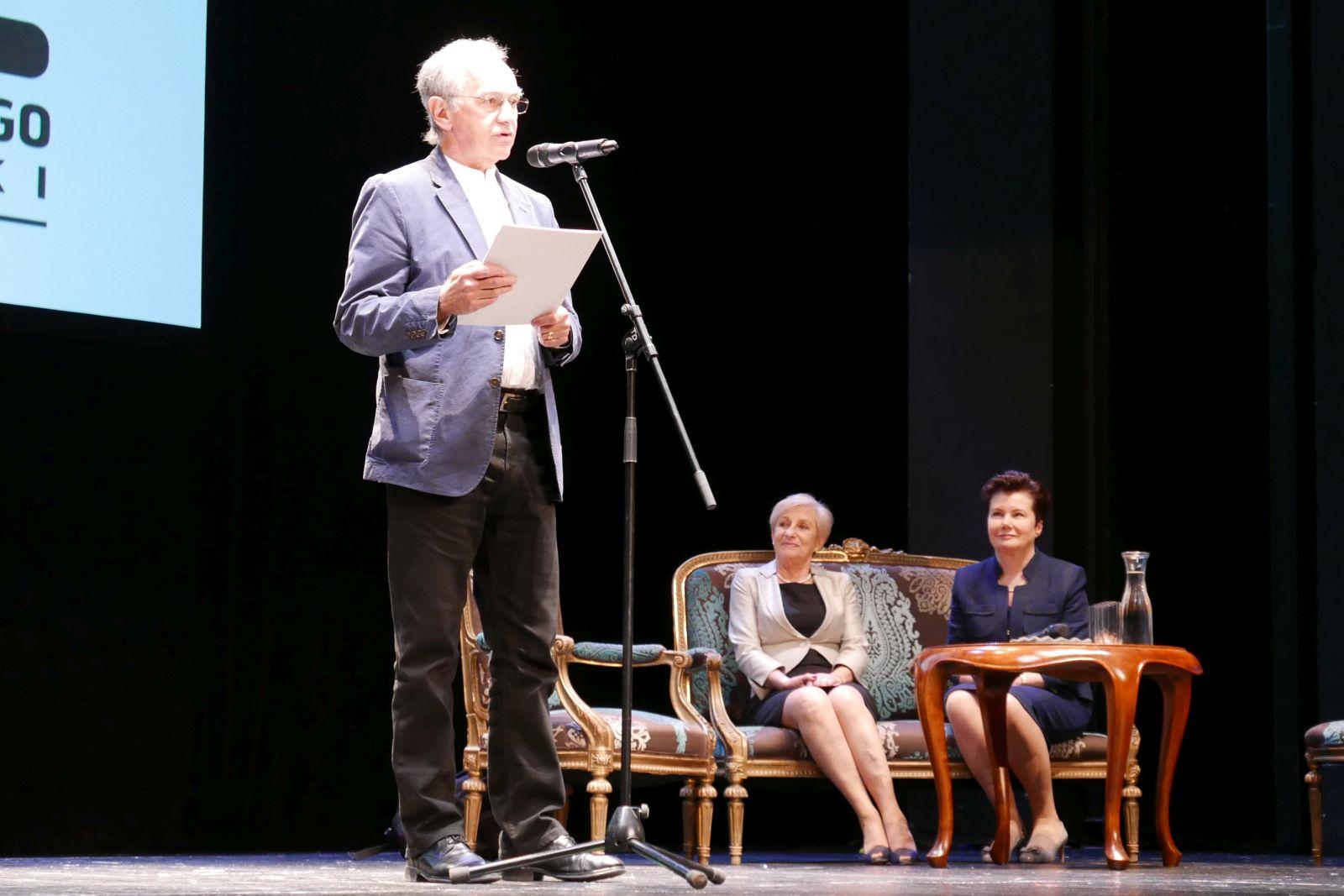 Maciej Zaremba Bielawski, Hanna Gronkiewicz-Waltz