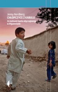 Jenny Nordberg, Chłopczyce z Kabulu