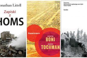 7 książek o Syrii, po które warto sięgnąć