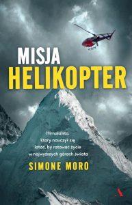 Simone Moro, Misja helikopter