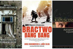 6 książek o pracy reportera, które powinien przeczytać każdy miłośnik gatunku
