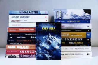 Książki o himalaistach