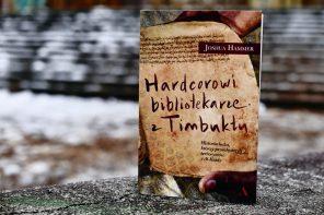 Hardcorowi bibliotekarze z Timbuktu: KONKURS!