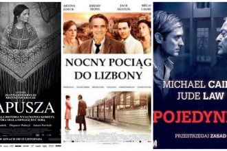 Filmy o książkach