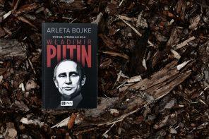 """3 powody, żeby przeczytać  książkę"""" Władimir Putin. Wywiad, którego nie było"""" Arlety Bojke"""