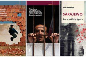 7 książek o Bałkanach i wojnie w Bośni. Znasz je wszystkie?