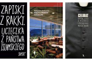 Premiery września: 5 książek na powitanie jesieni