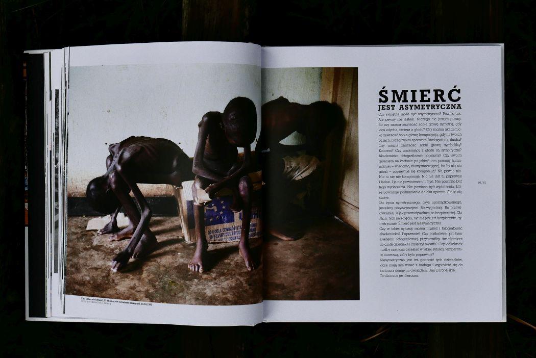 Fotografie, które nie zmieniły świata Krzysztofa Millera