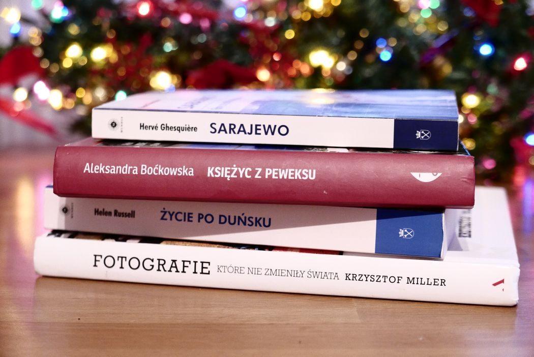 Książka na prezent