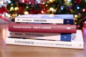 Książka na prezent: książka na święta dla miłośników non-fiction [7 propozycji]