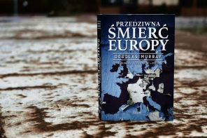 """Konkurs: kto wygrał książki """"Przedziwna śmierć Europy""""?"""