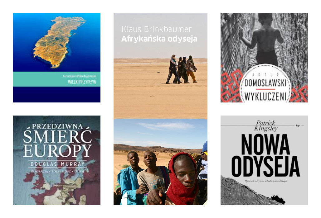 Książki o uchodźcach