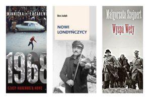 Premiery marca: 7 książek na przedwiośnie!