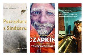Premiery stycznia: 9 książek non-fiction na zimowe wieczory