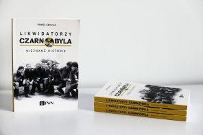 """Konkurs: wygraj książki """"Likwidatorzy Czarnobyla"""" od PWN"""