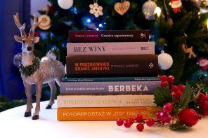 7 gorących książek pod choinkę dla spóźnialskich