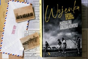 """""""Wojenka"""" Magdaleny Grzebałkowskiej. O dzieciach, które wojna odarła z niewinności"""